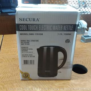 Secura Cool Touch Electrical Water Kettle