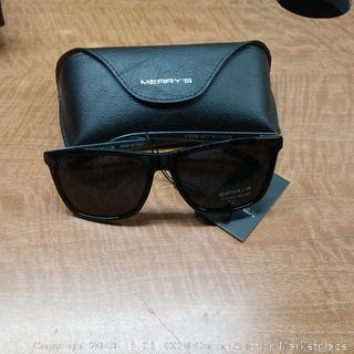 Merry's Sunglasses and Case