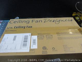 Designers Ceiling Fan See Pictures