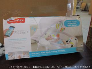 Fisher Price Auto Rock n Play Sleeper .