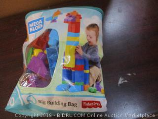 Fisher Price Big Building Bag