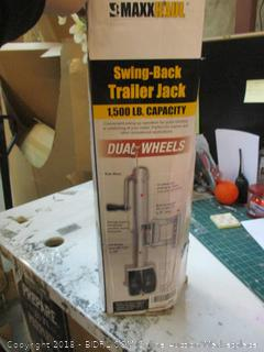 Maxx Haul Swing Back Trailer Jack