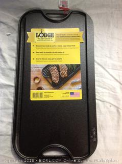 Cast Iron Reversible Griddle/Grill