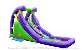 Double Water Slide (Retail $380.00)