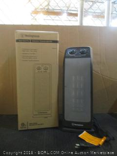 Westinghouse Ceramic Tower Heater - Factory Sealed W/the Exception of the one used for pictures