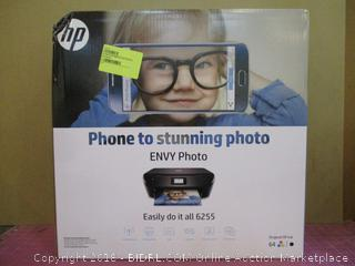HP Envy Photo 6255 -All in One Printer Factory Sealed Some Boxes may have some slight damaged See Pictures