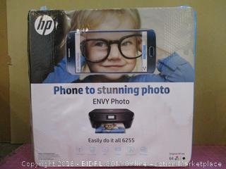 HP Envy Photo 6255 -All in One Printer Factory Sealed Some Boxes may have some damaged See Pictures
