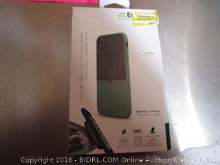 Iphone X case plus car mount
