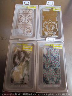 Various Items Iphone X Iphone 6/7/8 plus cases