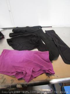Womens Boxer Short Underwear & Socks