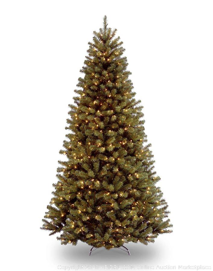 13c10c41a4f4b COM Online Auction Marketplace - Auction: Over-Size Christmas Tree Auction  - 840 N. 10th Street Sacramento - December 16 ITEM: National Tree 9 Foot  North ...