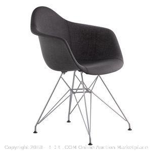 NyeKoncept Mid Century Eiffel Chair-NEW (Online $86.39)