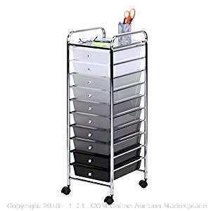 Storage Cart-NEW (Online  $44.28)