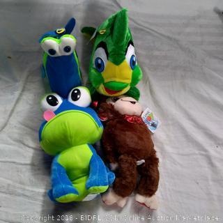 Stuffed Animal Bundle-New