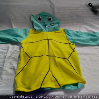 Pokemon Squirtle Costume