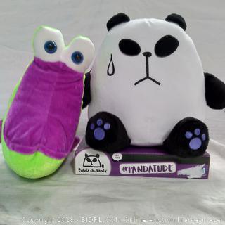 PandaTude and Fish Friend Bundle