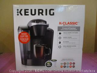 Keurig K-Classic  K55 Factory Sealed