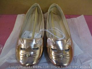 Rose Gold Shoes Youth Size 6