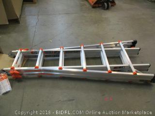 Little Giant Velocity M26, Type IA, Aluminum Ladder 26 Feet with Wheels See Pictures