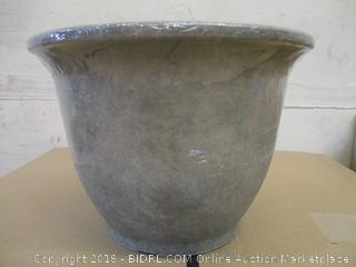 "Paragon 12"" Planter Cloud Gray"