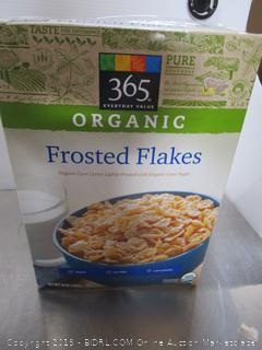 365 Organic Frosted Flakes
