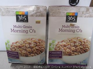 365 Multi-Grain Morning O's