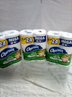 Charmin Toilet Paper - 3 packages