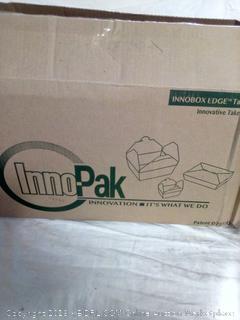 Inno-Pak To Go Boxes-NEW