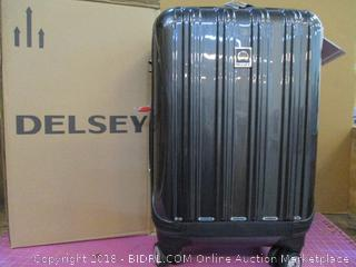 "Delsey Paris Helium Aero 19"" International Carry-On Exp. Spinner Trolley Luggage"