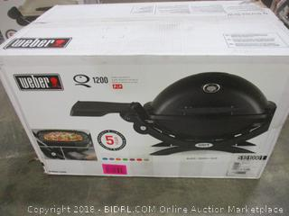 Weber 1200 Outdoor Gas Grill