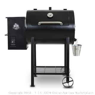Pit Boss 700FB Pellet Grill, 700 sq. in. (Retail $335.00)