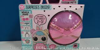 LOL Surprise Biggie Pets 15+ Surprises Inside Hop Hop (Online $35) Internet Sensation - Sold out in many stores!