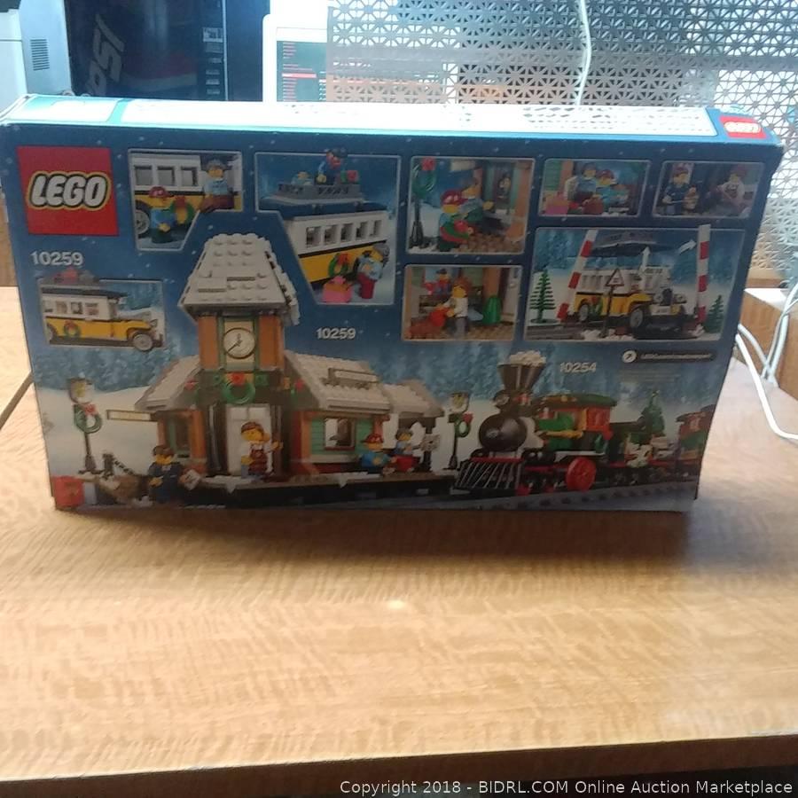 BIDRL COM Online Auction Marketplace - Auction: Legos Auction- 221