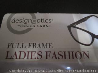 DesignOptics by Foster Grant - Reading Glasses +1.50