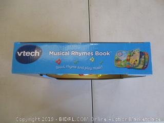 VTECH MUSICAL BOOK