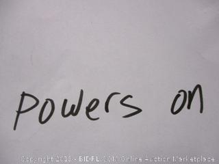Whirpool Dishwasher (Powers On)