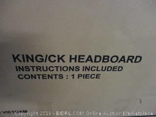 King/CK Headboard