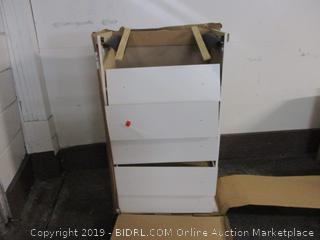 Dresser (Broken)(Please Preview)