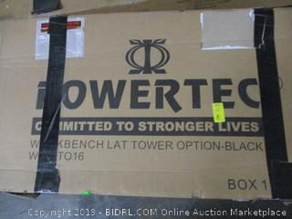 Powertec Workbench Lat Tower