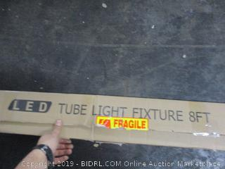 LED Tube Light Fixture 8ft