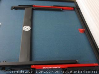 Indoor Table Tennis Table / INNOVA HEATH & FITNESS INVERSION TABLE