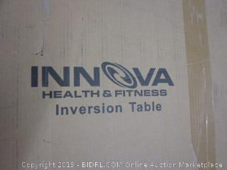 Indoor Table Tennis Table / INNOVA HEATH & FITNESS INVERSION TABLE