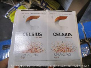 Celsius Sparkling Cola