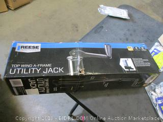 Top Wind A-Frame Utility Jack