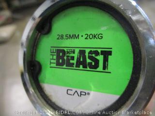 The Beast Power Bar