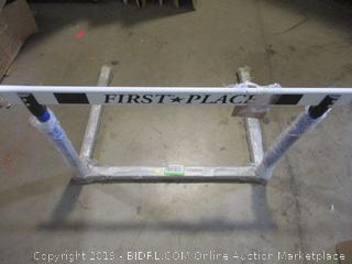 Athletic Aluminum L Style Premier Hurdle
