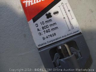 Makita Drill Bit 10 mm
