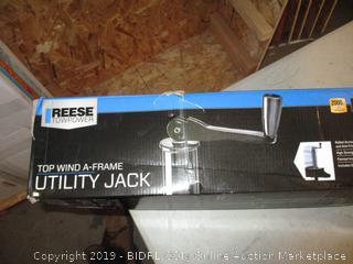 Top Wind A-Frame Utility Jack
