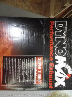 DynoMax Performance Exhaust Muffler