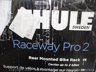 Thule Raceway Pro 2 Rear Mounted Bike Rack